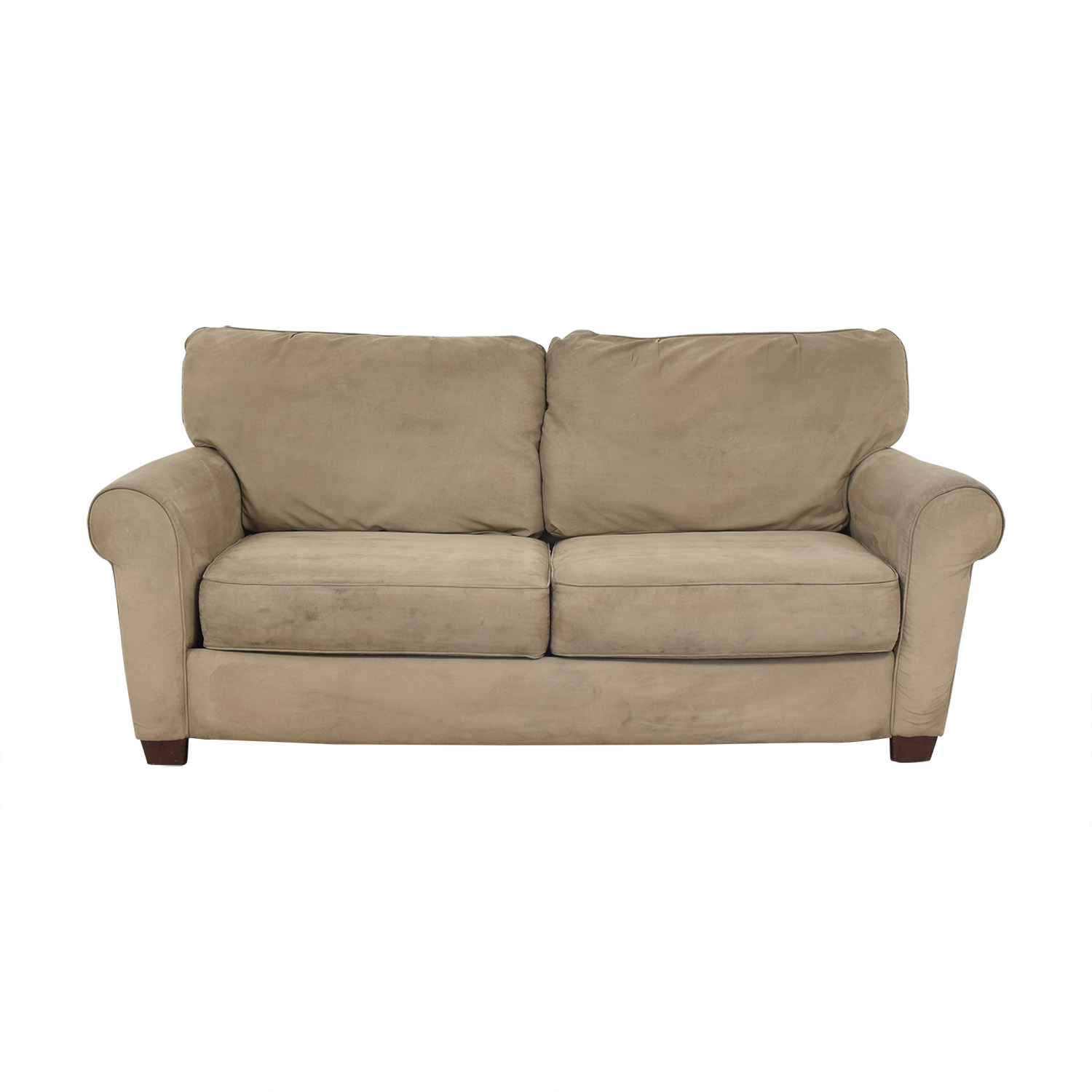 Lane Furniture Lane Furniture Two Cushion Sofa Classic Sofas