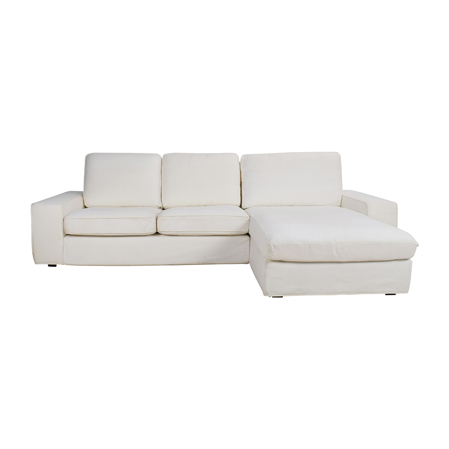 IKEA IKEA Kivik Sofa and Chaise Sofas