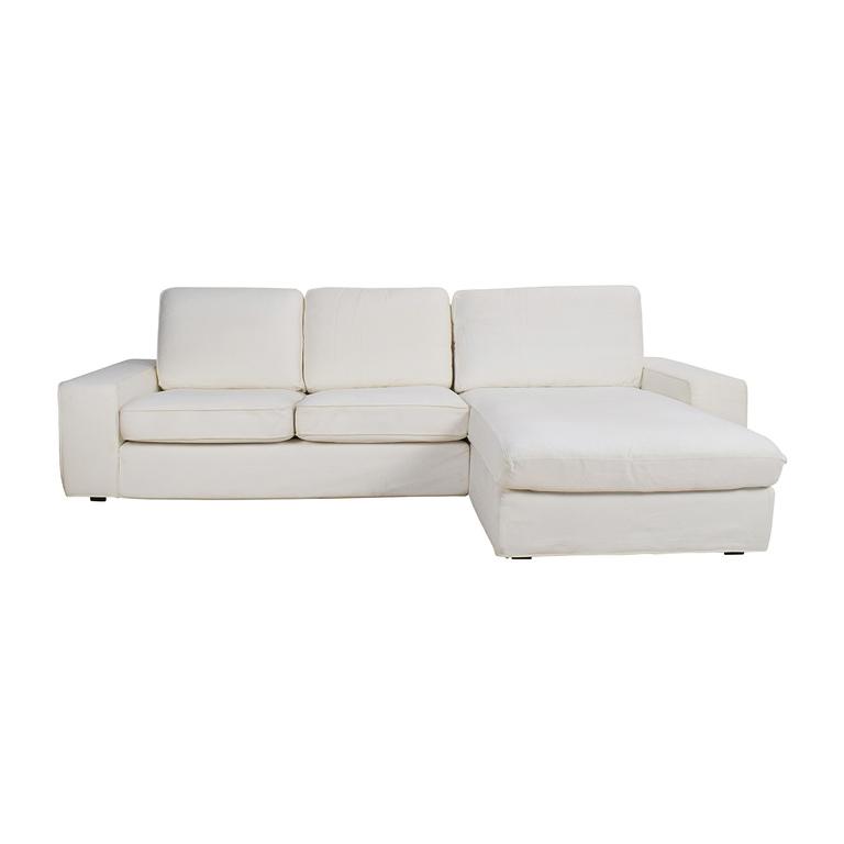 IKEA IKEA Kivik Sofa and Chaise for sale