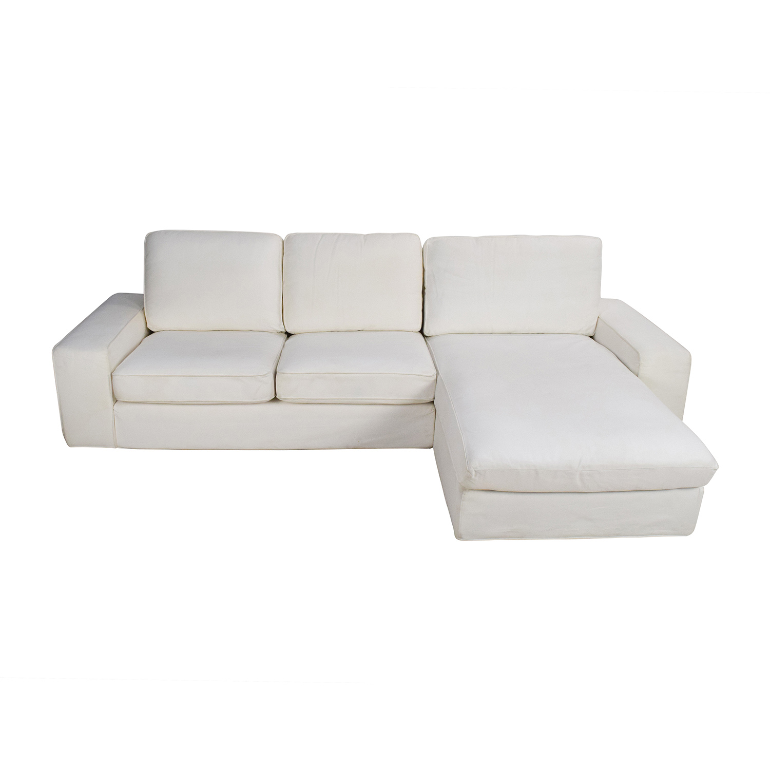 Second hand chaise longue sofa bed sofa the honoroak for Sofas con chaise longue