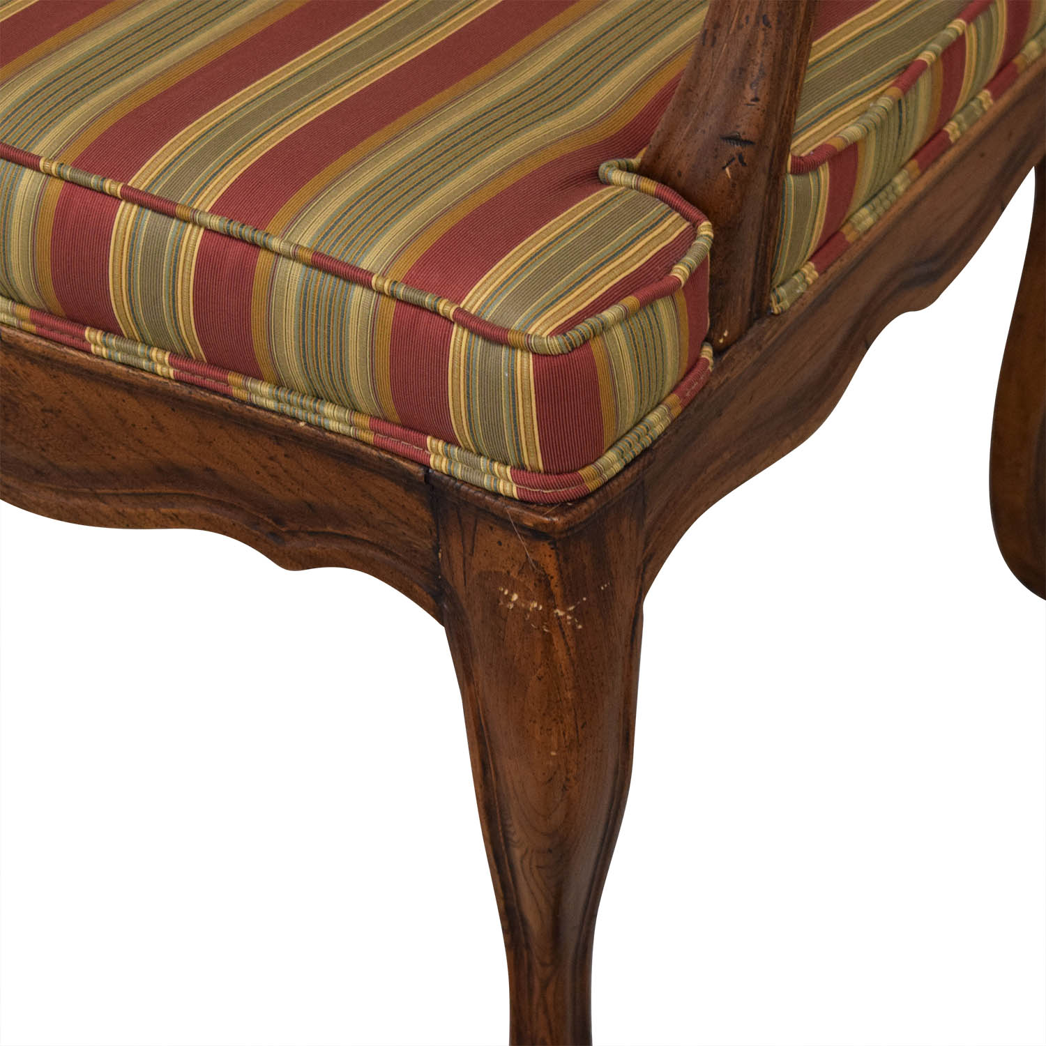 buy Upholstered French Style Armchair