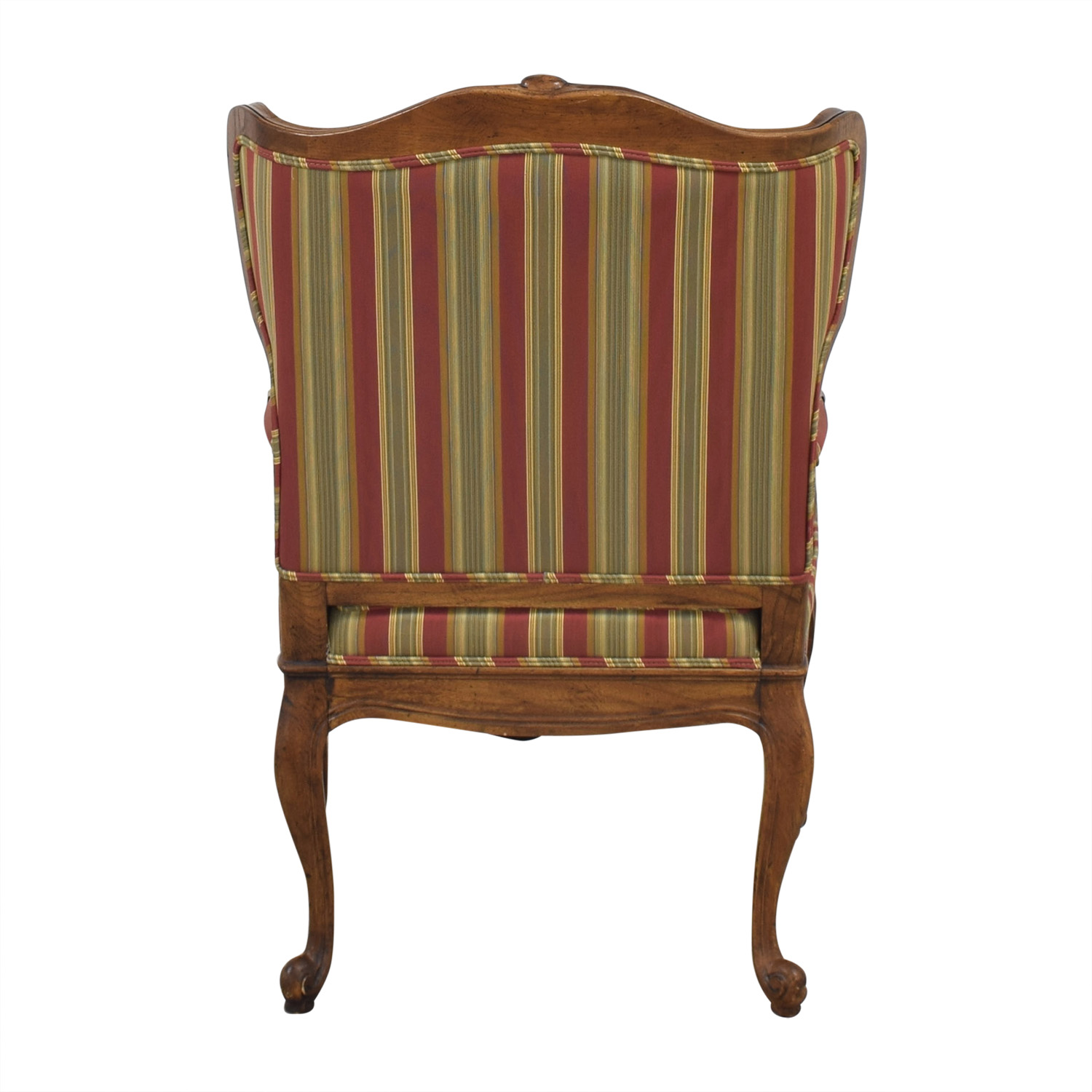 Upholstered French Style Armchair pa