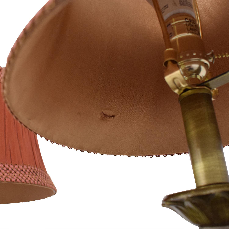 buy Tall Buffet Lamps  Decor