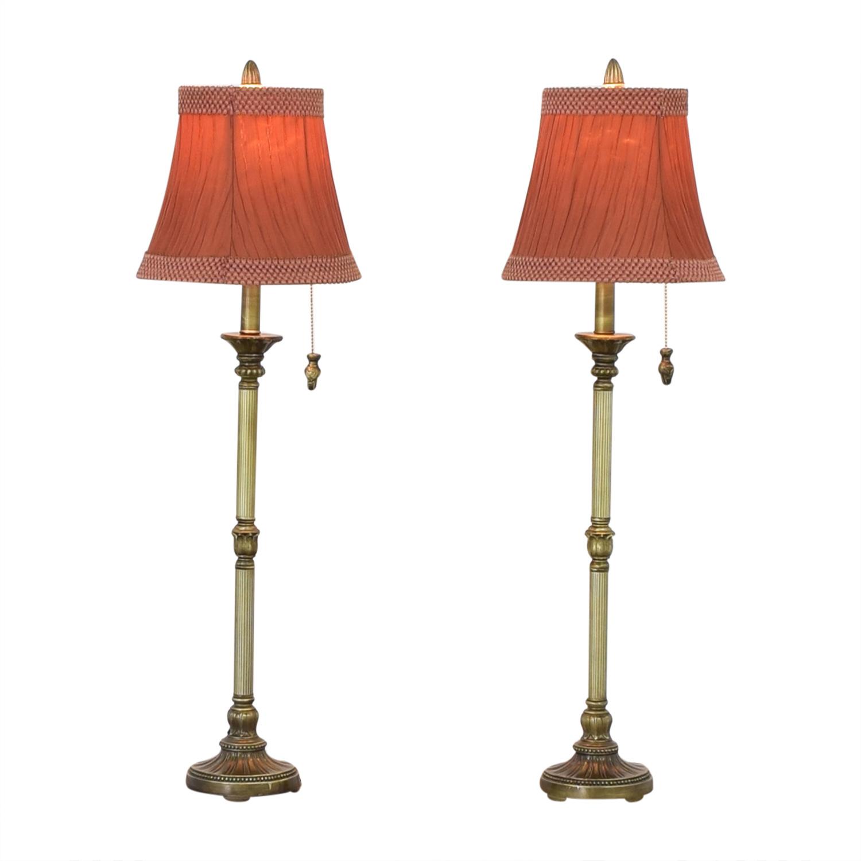 Tall Buffet Lamps ct