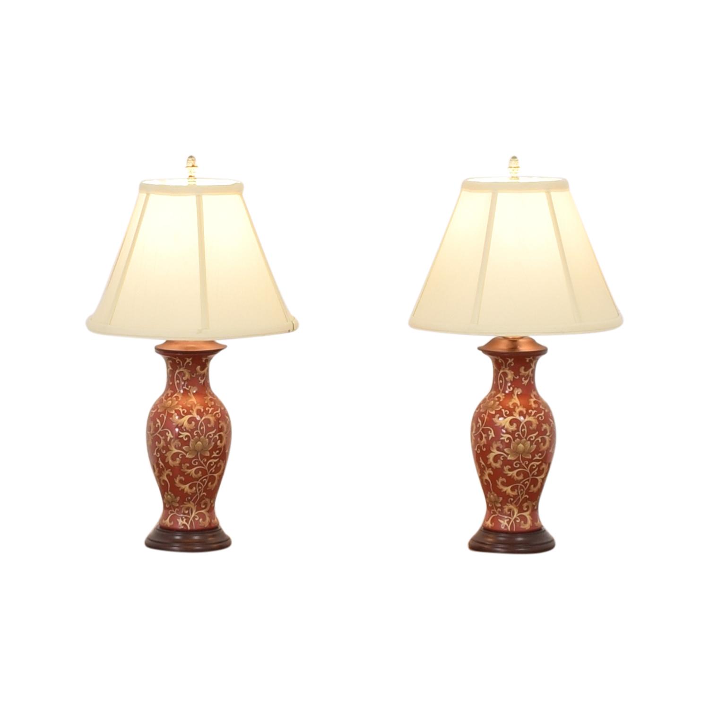 Porcelain Table Lamps on sale