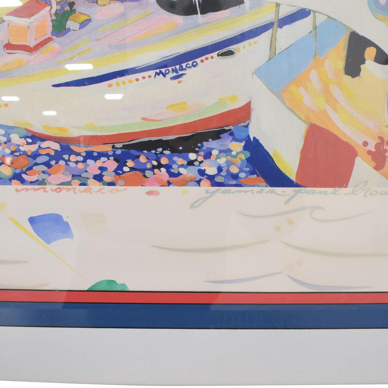 James-Paul Brown Wall Art on sale
