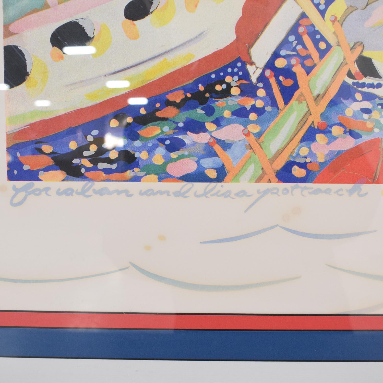 James-Paul Brown Wall Art price