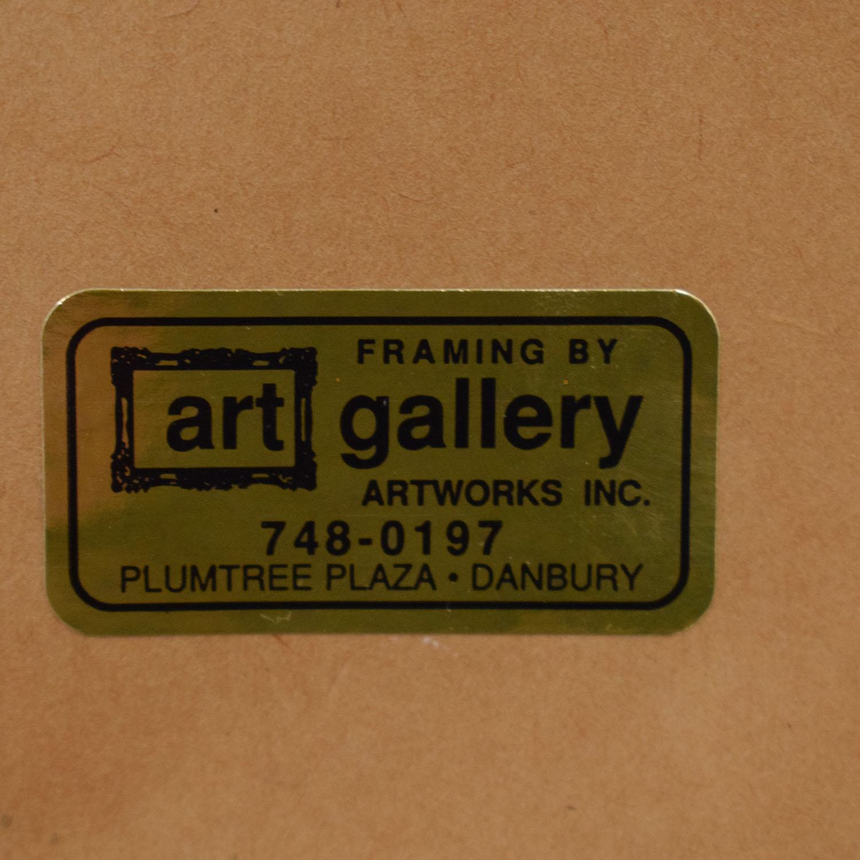 James-Paul Brown Wall Art nj