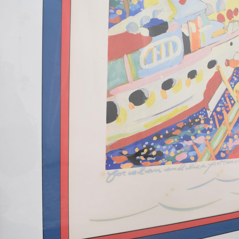 James-Paul Brown Wall Art / Wall Art