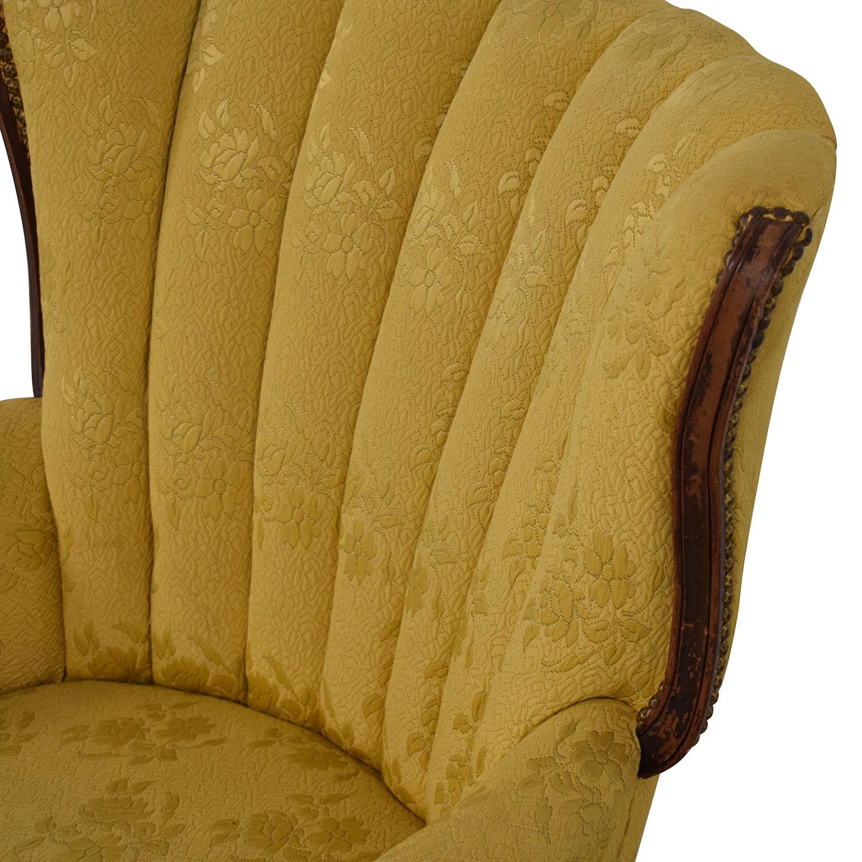 shop Antique Armchair