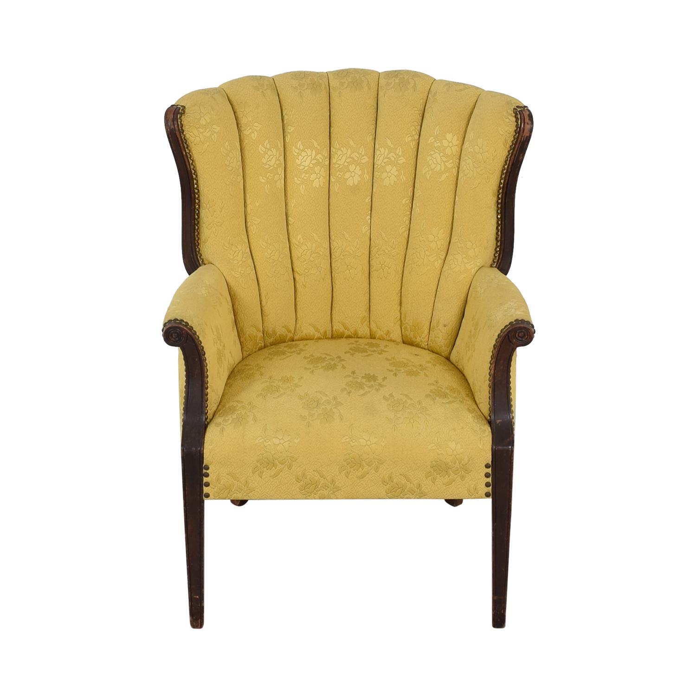 Vintage Custom Armchair dimensions