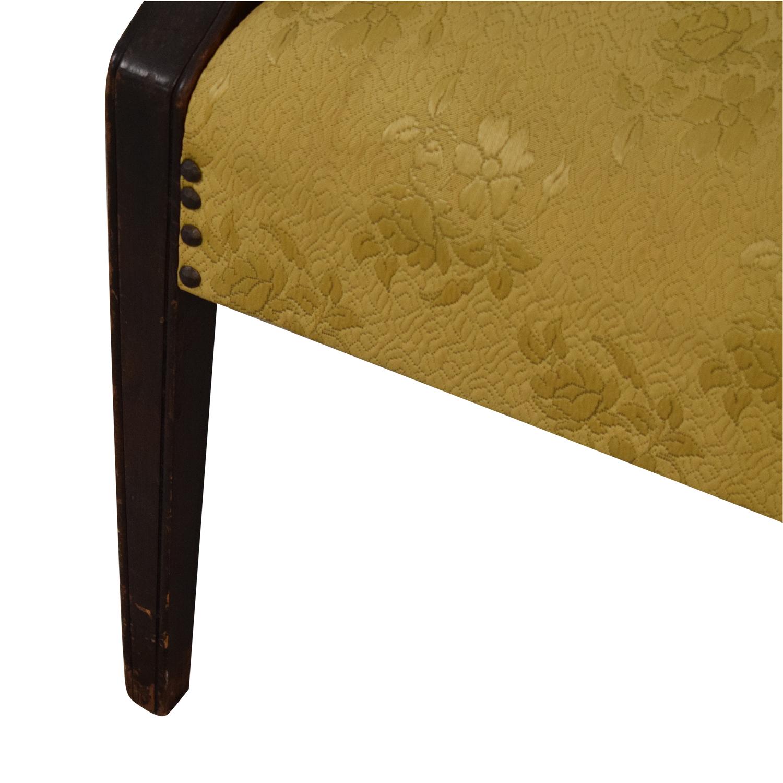 Vintage Custom Armchair ma