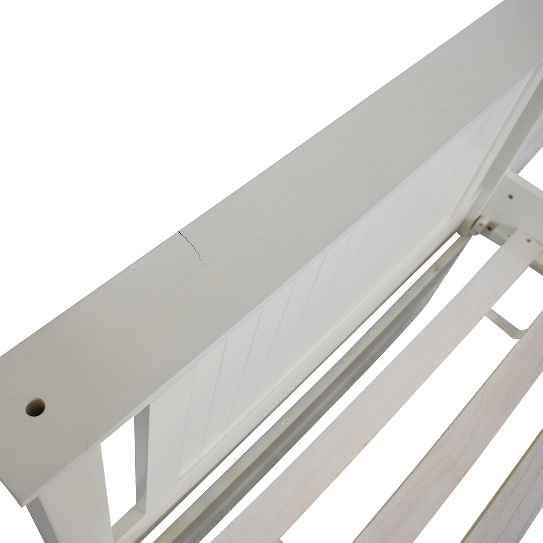 Epoch Design Epoch Design Twin Bed white
