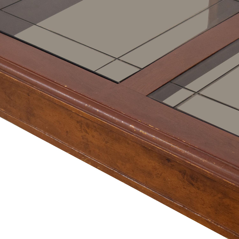 Huffman Koos Huffman Koos Square Coffee Table nj