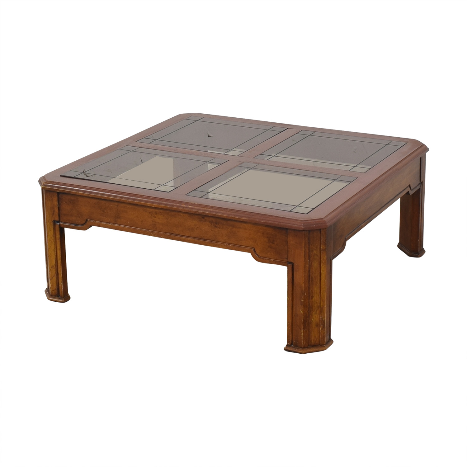 Huffman Koos Square Coffee Table / Tables