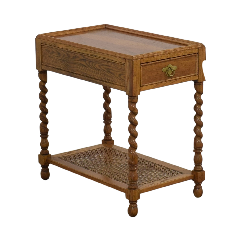 buy Henerdon End Table Henredon Furniture
