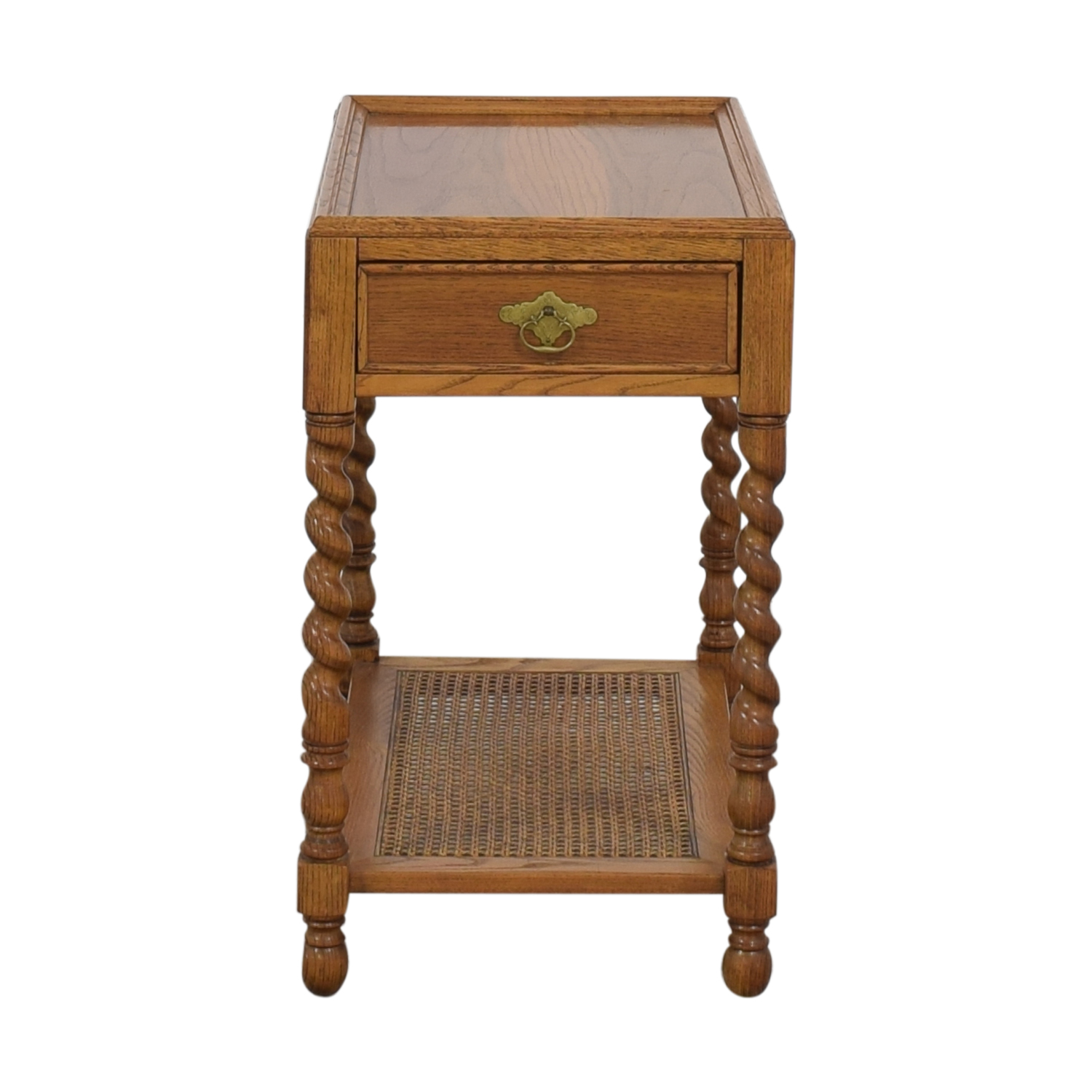 shop Henerdon End Table Henredon Furniture End Tables