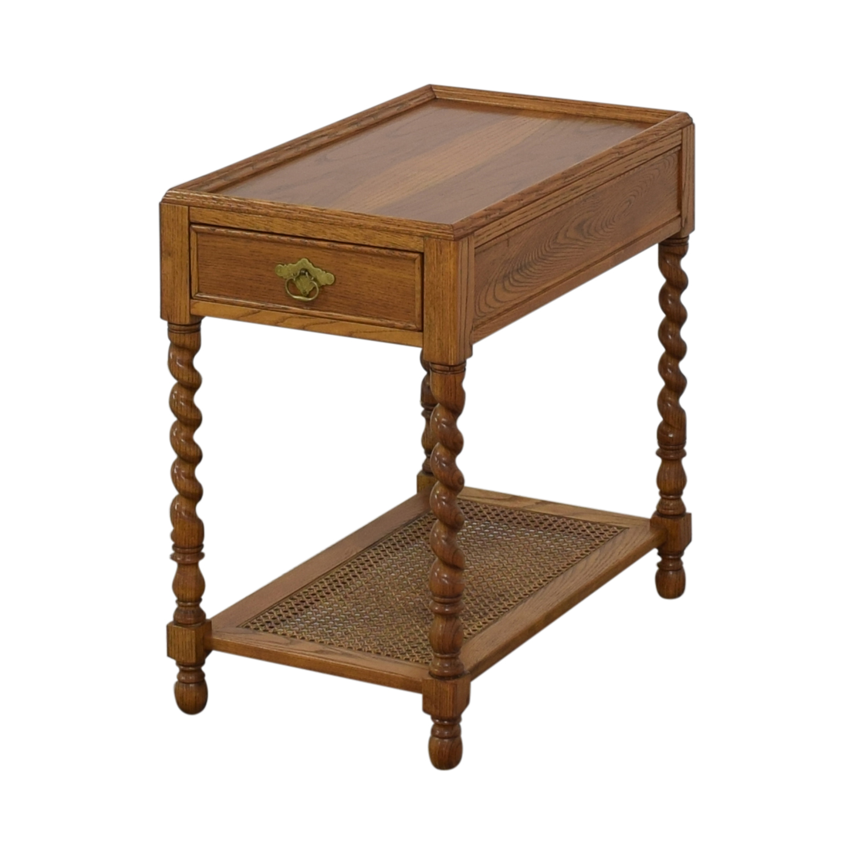 buy Henerdon End Table Henredon Furniture Tables