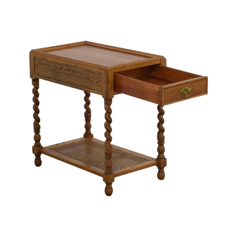Henredon Furniture Henerdon End Table brown