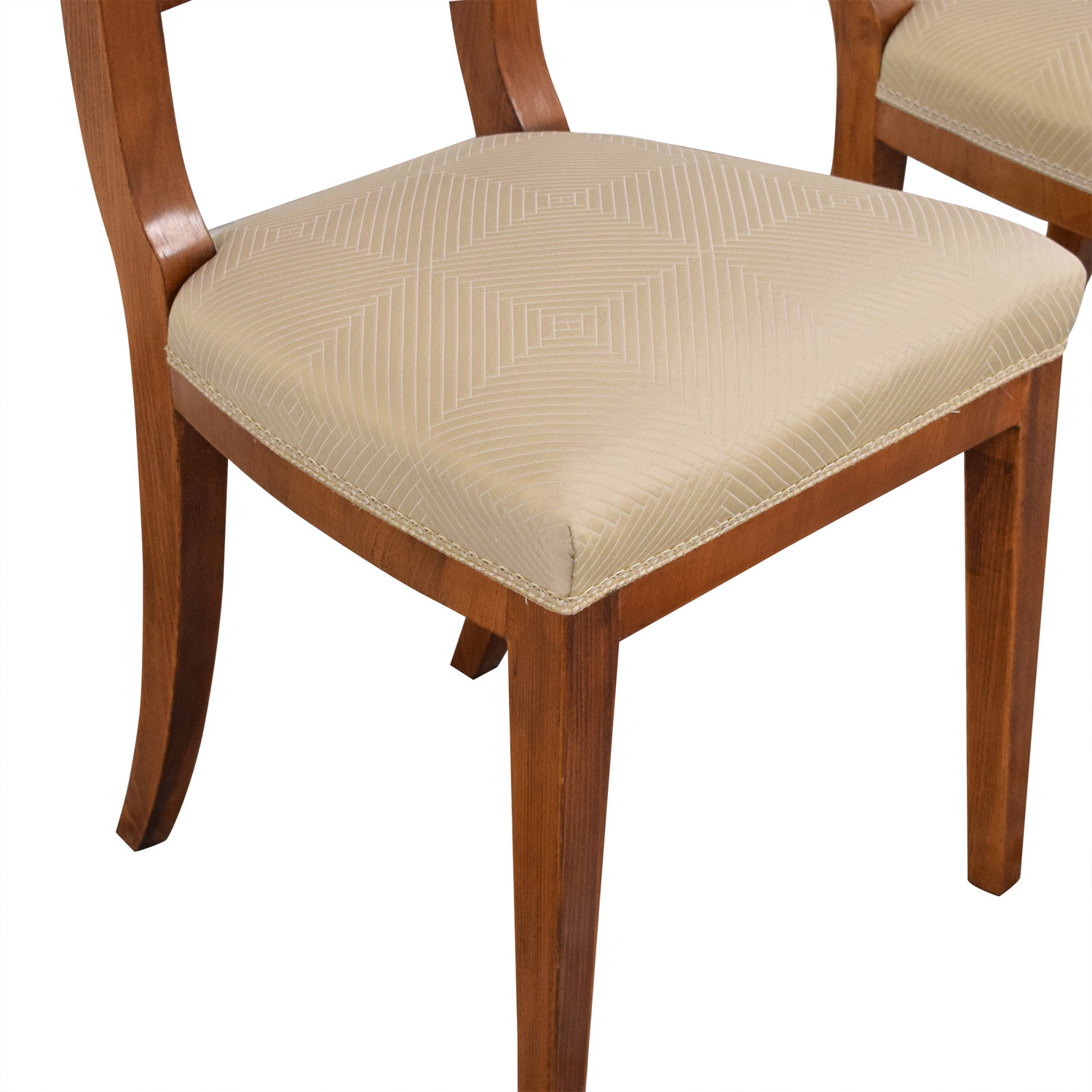 ABC Carpet & Home Upholstered Dining Chairs nj