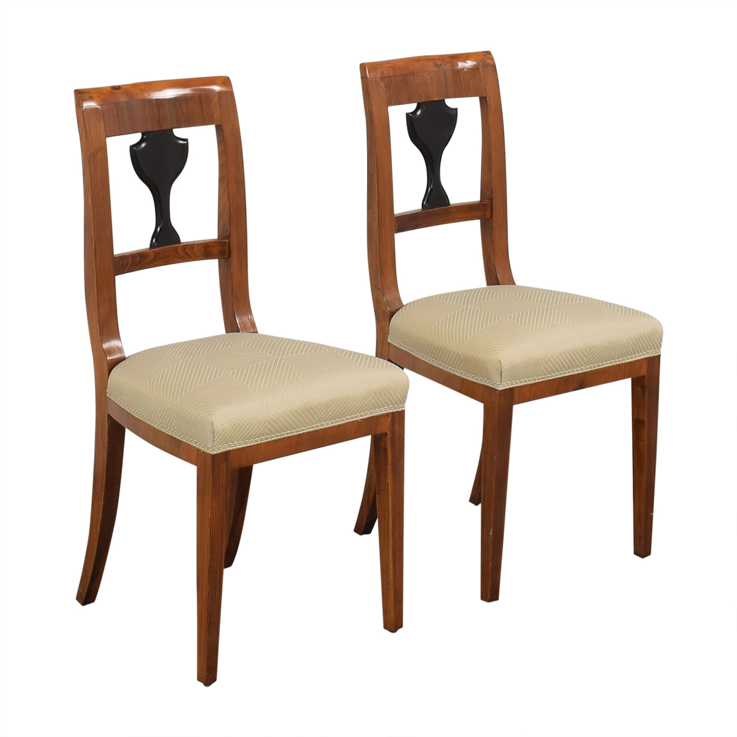 ABC Carpet & Home Upholstered Dining Chairs price
