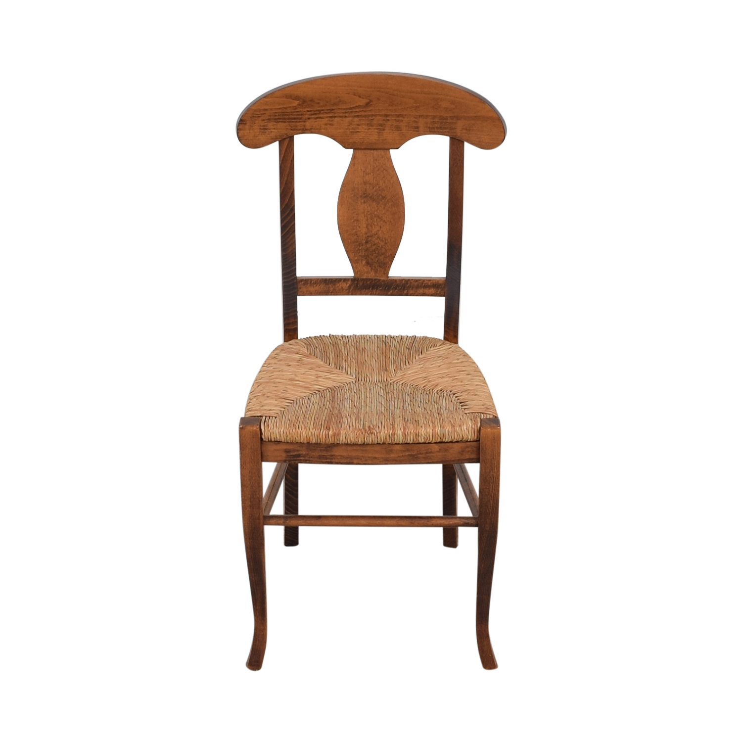 Italian Rush Seat Side Chair / Chairs