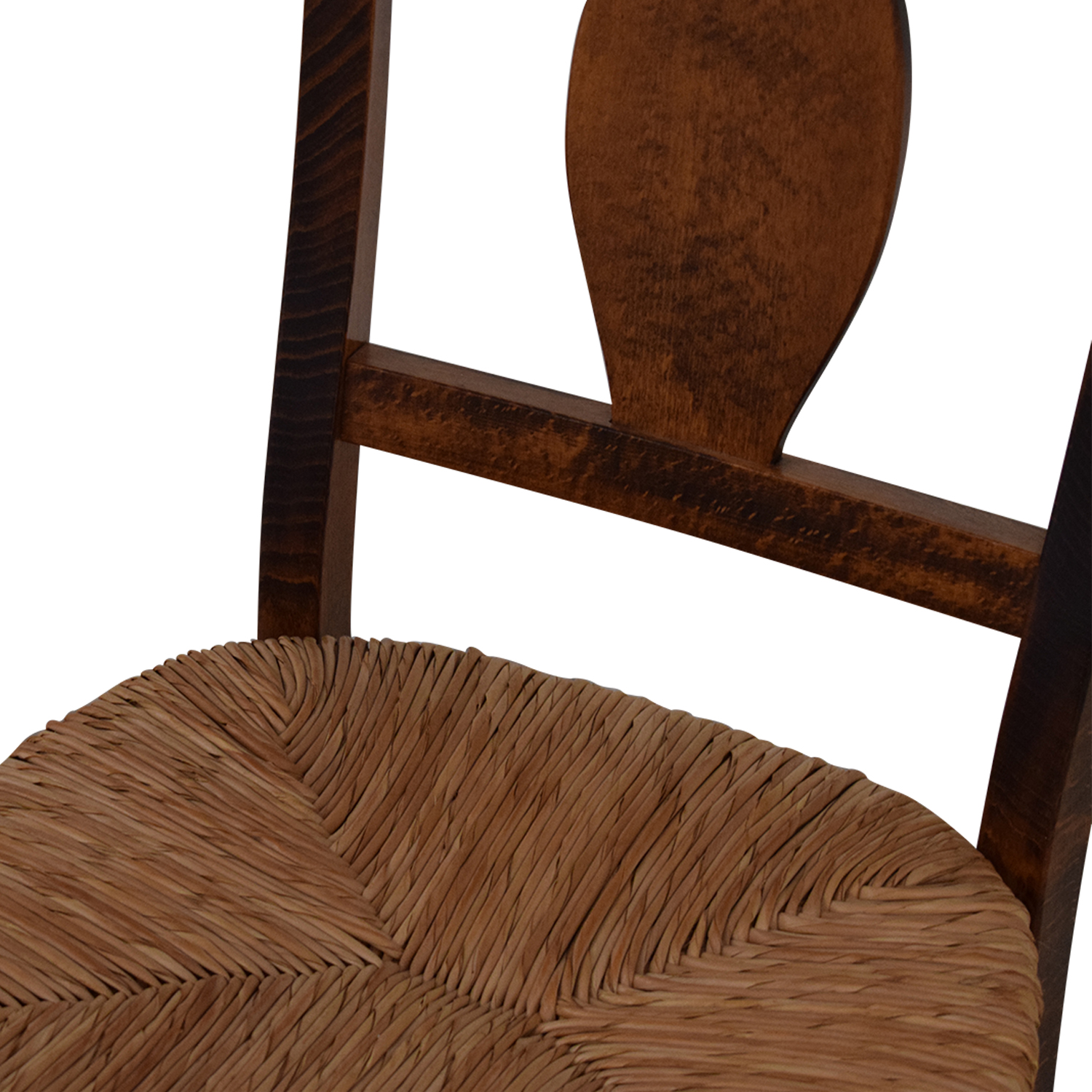 Italian Rush Seat Side Chair Chairs
