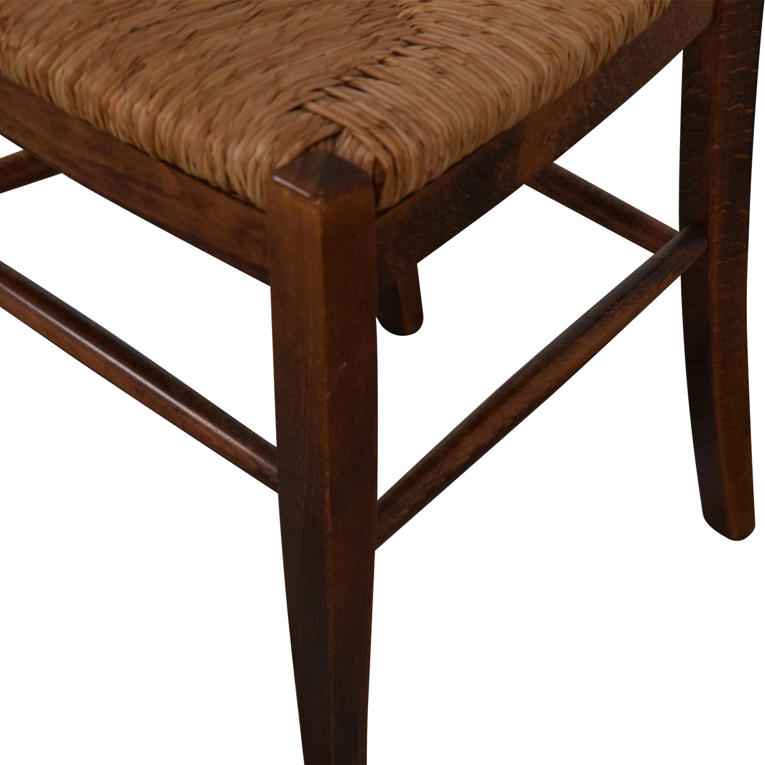 shop Italian Rush Seat Side Chair  Chairs