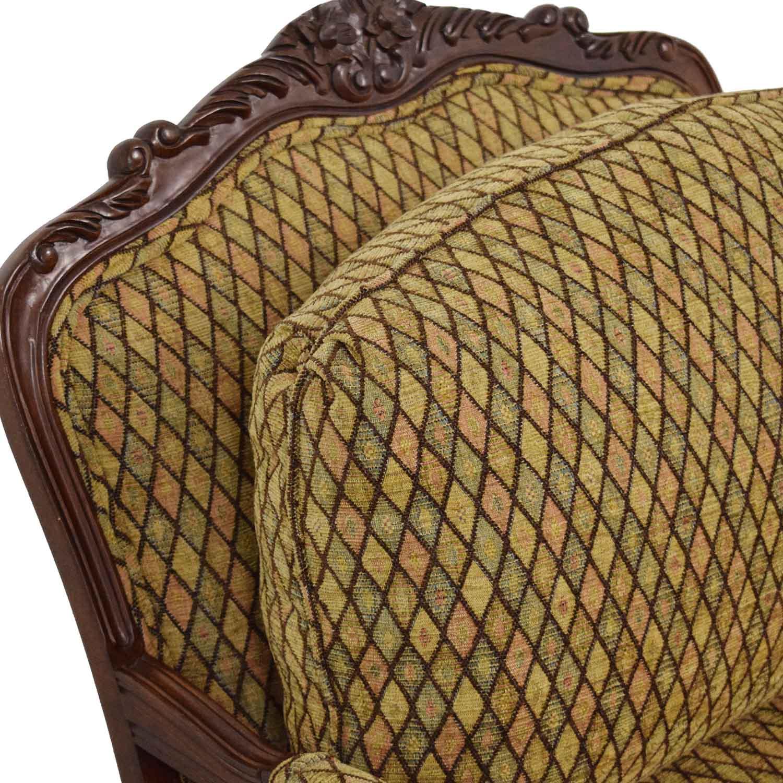 buy Henredon Furniture Vintage Henredon Chair with Ottoman online