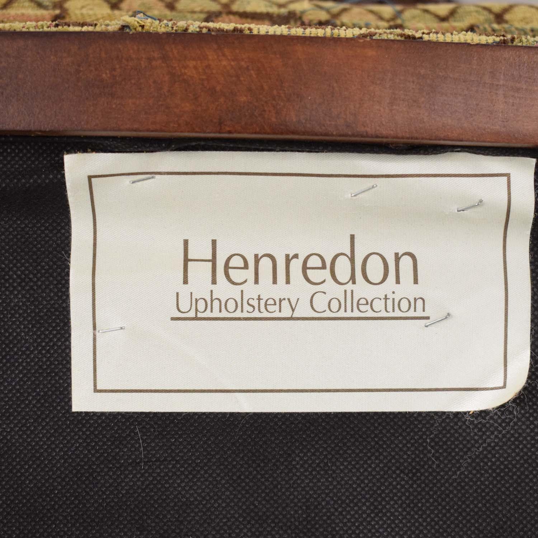 shop Vintage Henredon Chair with Ottoman Henredon Furniture Chairs