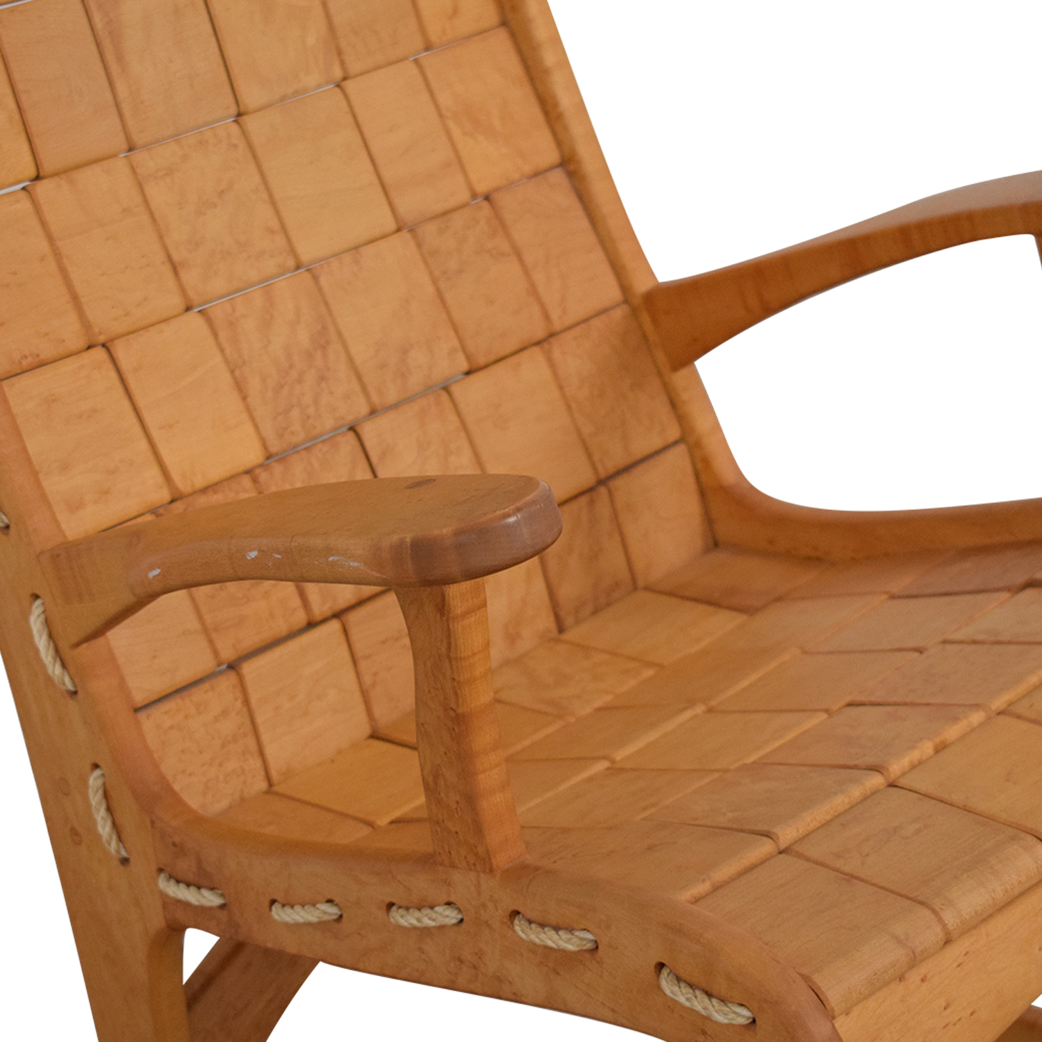 Vermont Woods Studios Vermont Woods Studios Quilted Rocking Chair Accent Chairs