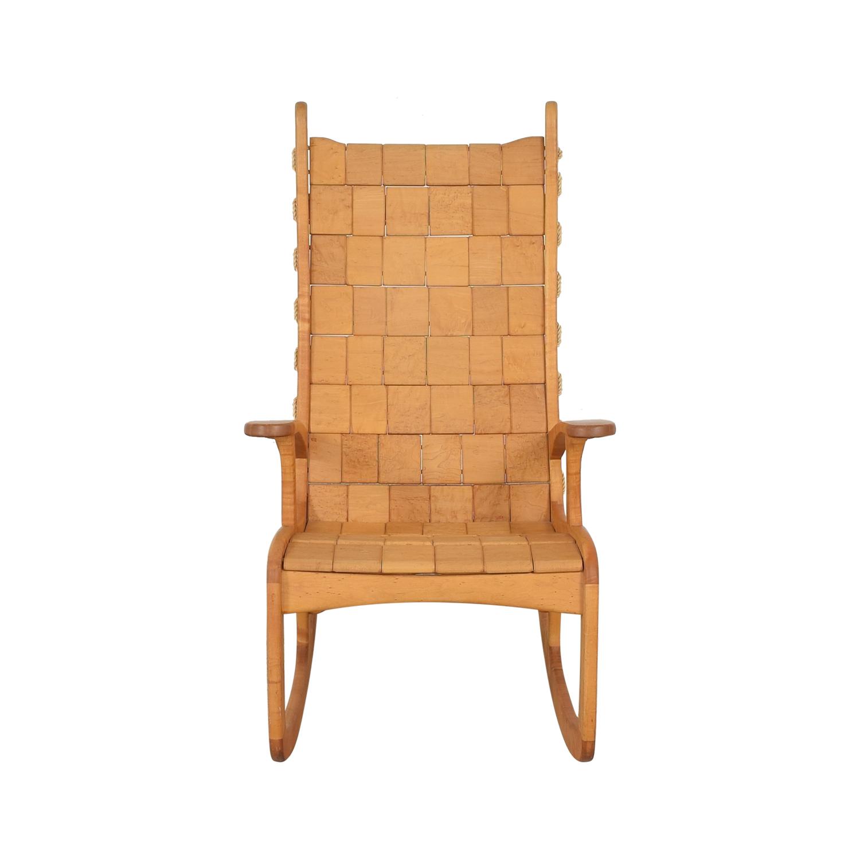 buy Vermont Woods Studios Quilted Rocking Chair Vermont Woods Studios Chairs