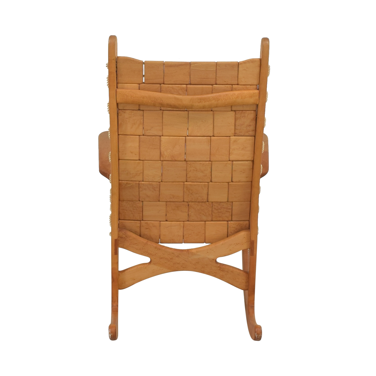 Vermont Woods Studios Vermont Woods Studios Quilted Rocking Chair nyc