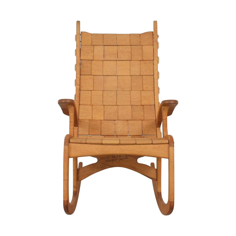 buy Vermont Woods Studios Quilted Rocking Chair Vermont Woods Studios
