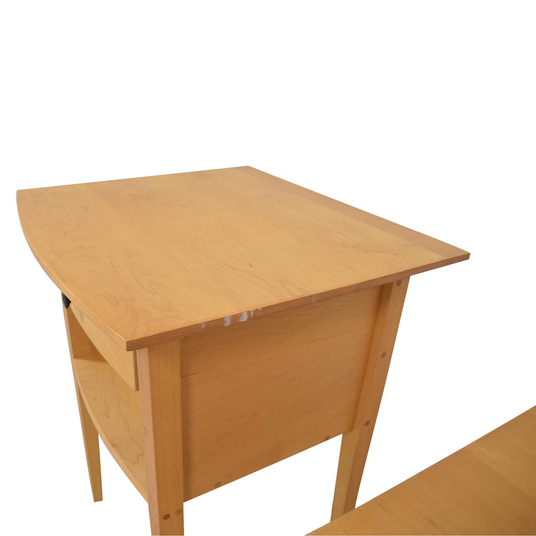 buy Pompanoosuc Mills Shaker Nightstands Pompanoosuc Mills Tables