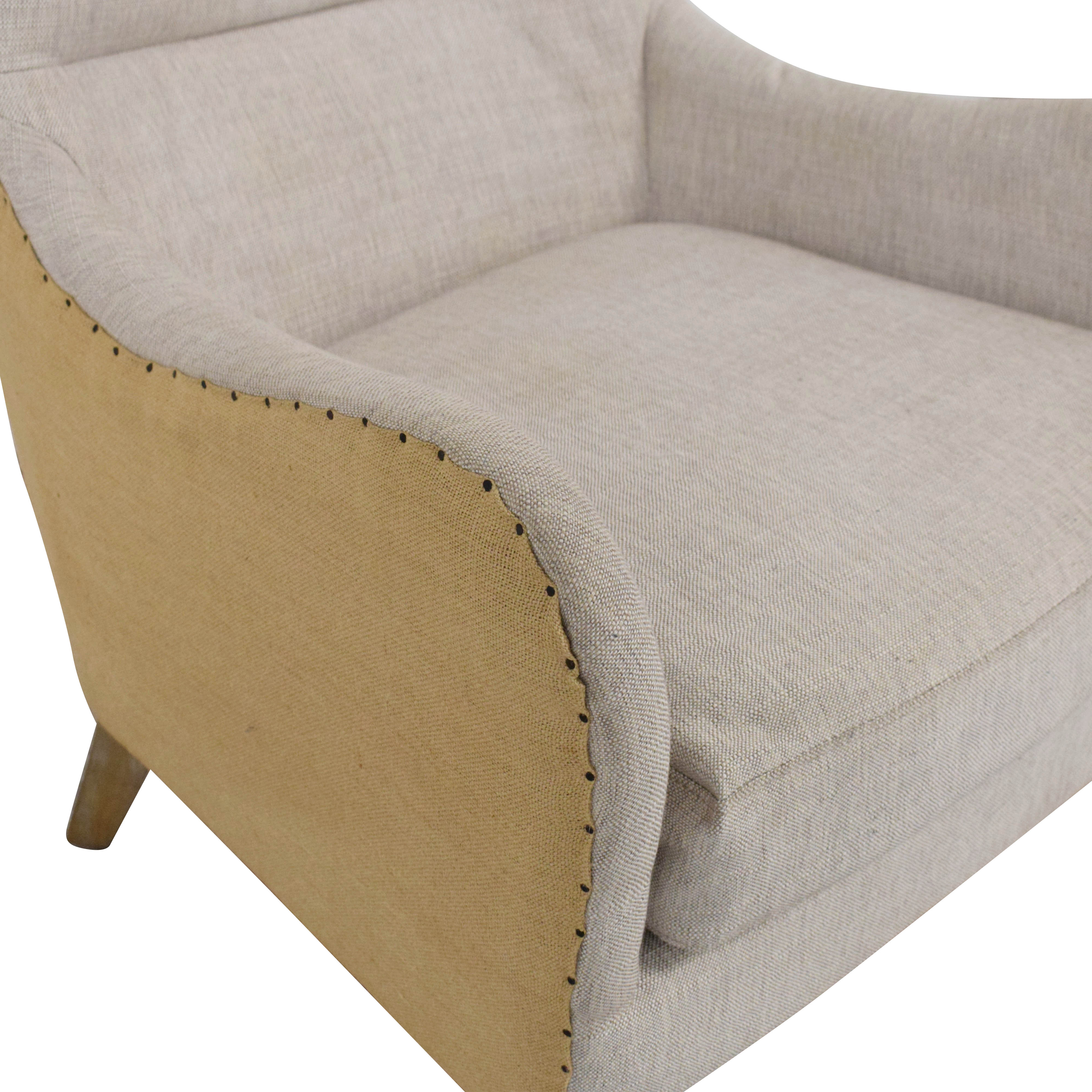 buy Tommy Hilfiger Warner Wingback Chair Tommy Hilfiger Accent Chairs