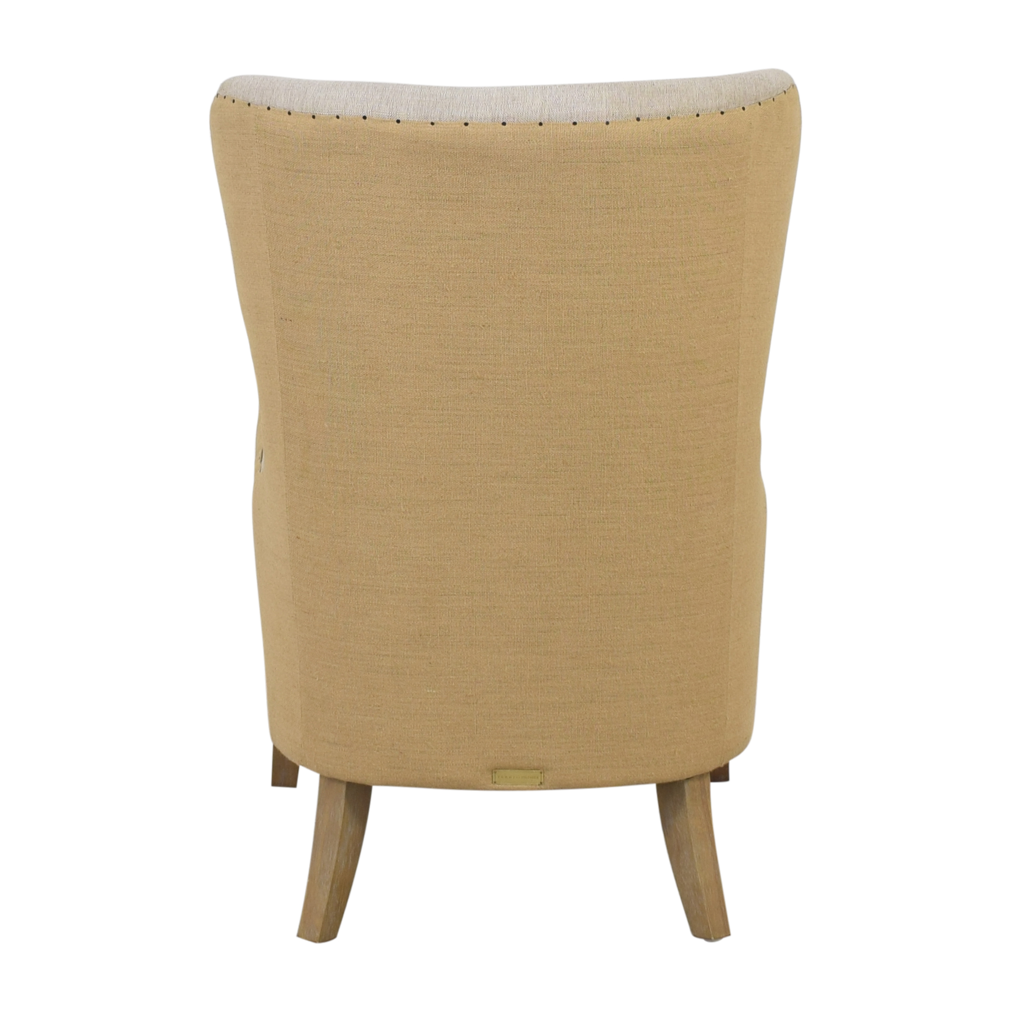 buy Tommy Hilfiger Warner Wingback Chair Bed Bath & Beyond Accent Chairs