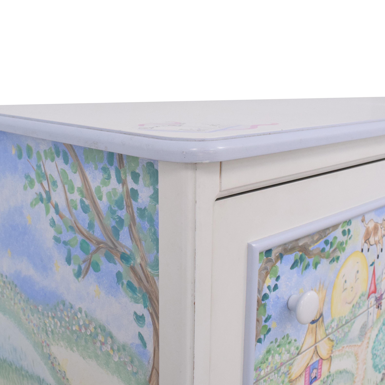 Periwinkles Nursery Rhyme Dresser used