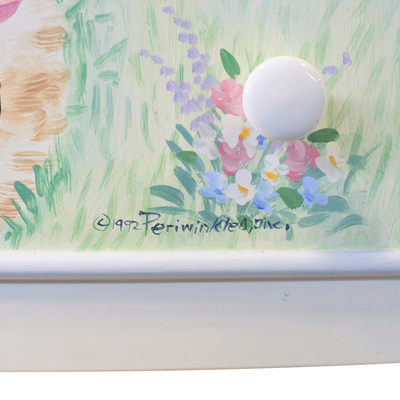 Periwinkles Nursery Rhyme Dresser on sale