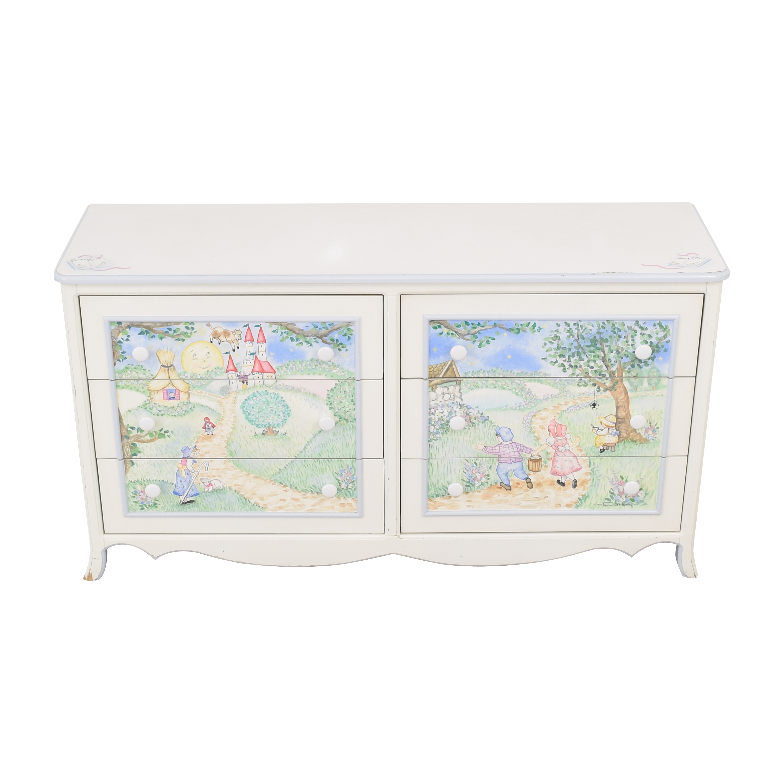 buy Periwinkles Nursery Rhyme Dresser  Dressers