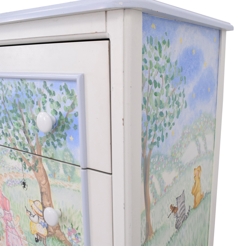 Periwinkles Nursery Rhyme Dresser second hand