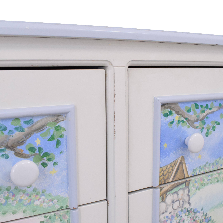 Periwinkles Nursery Rhyme Dresser sale