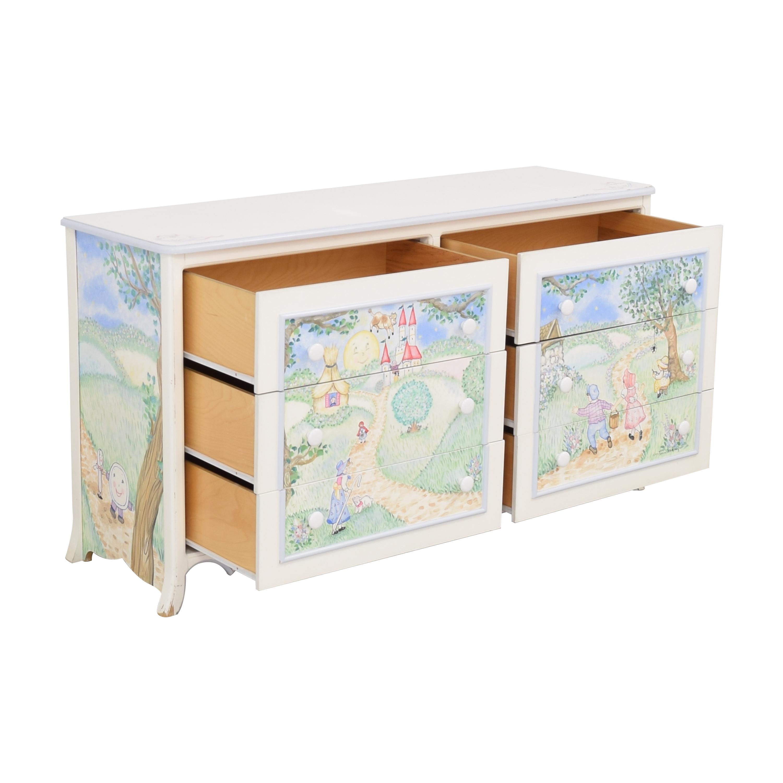 buy Periwinkles Nursery Rhyme Dresser  Storage