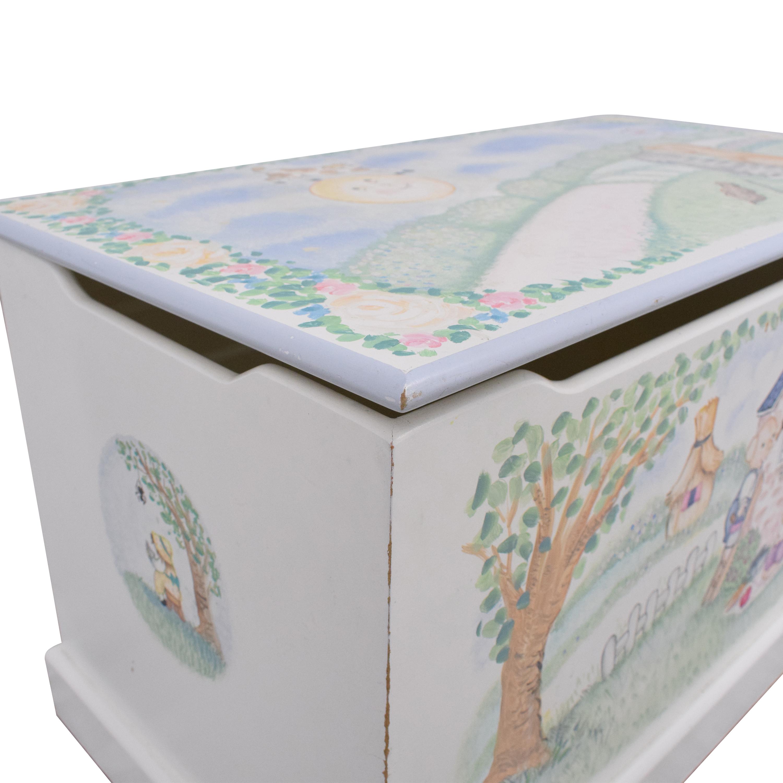 shop Periwinkles Nursery Rhyme Toy Chest  Storage