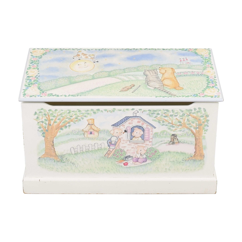 buy Periwinkles Nursery Rhyme Toy Chest  Trunks