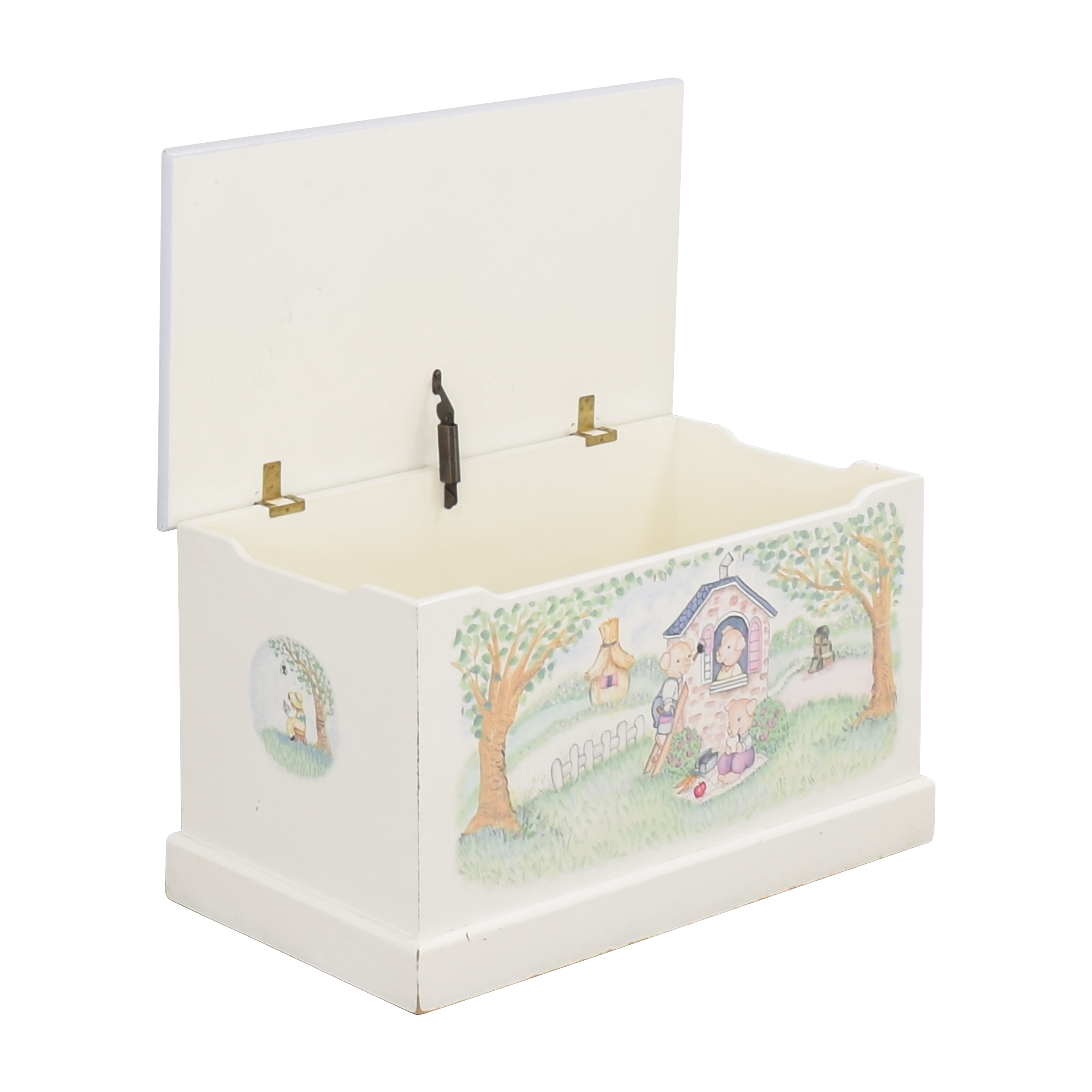 Periwinkles Nursery Rhyme Toy Chest pa