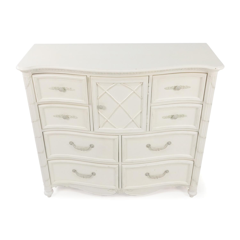 shop White Dresser  Storage