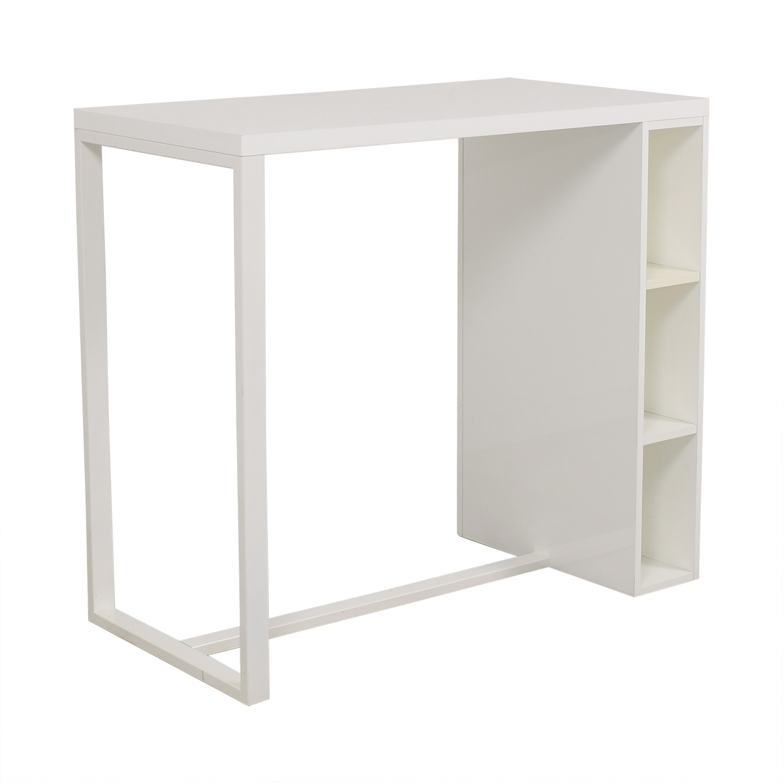 CB2 CB2 Counter Height Desk pa