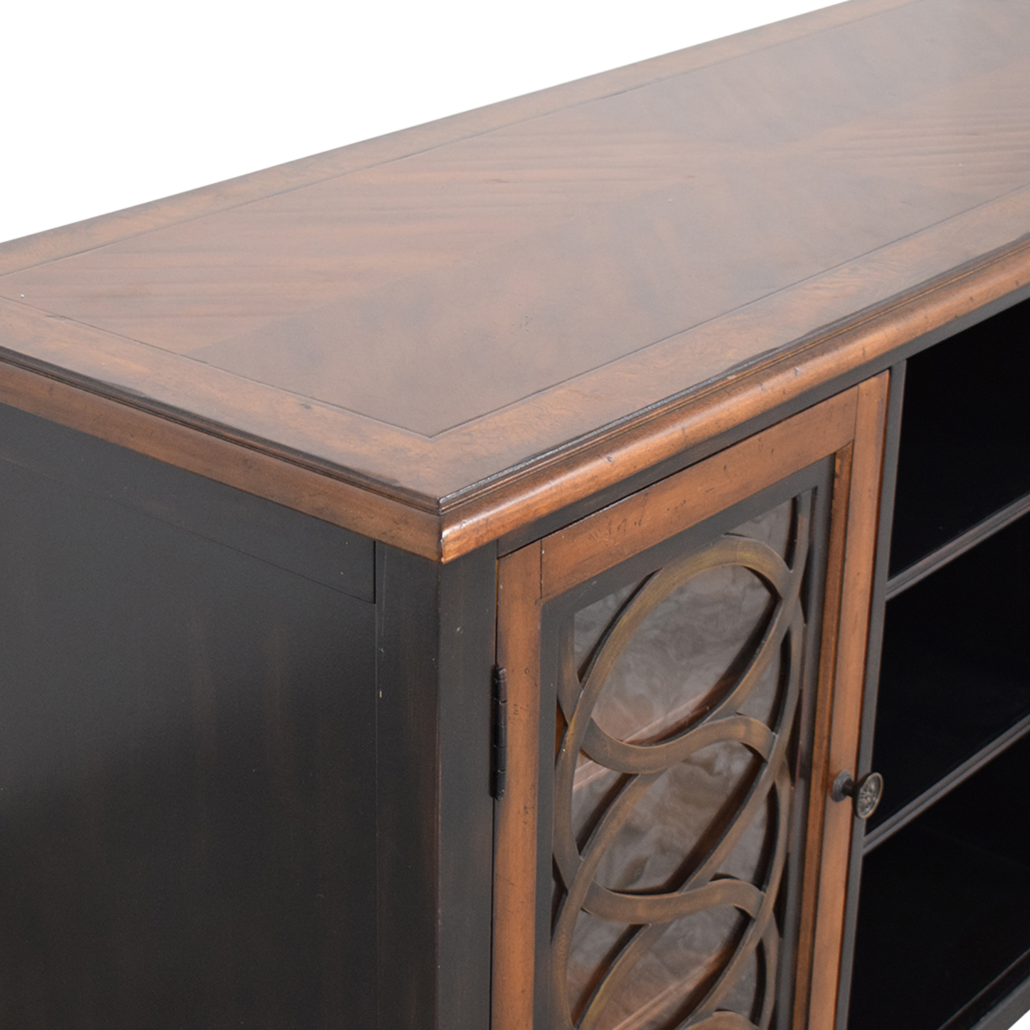 Hooker Furniture Two Tone Media Console / Storage