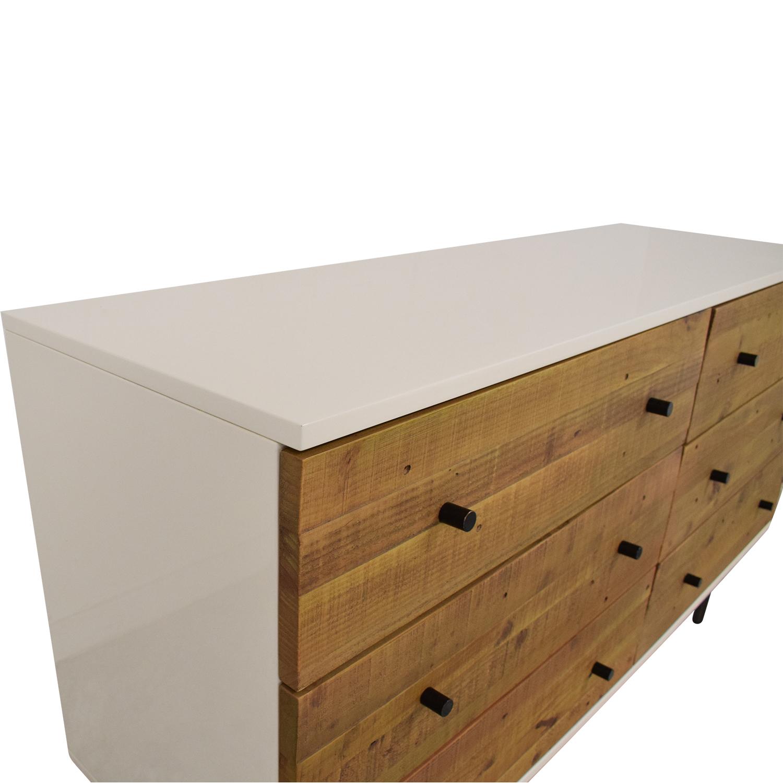 West Elm West Elm Reclaimed Wood & Lacquer Dresser coupon